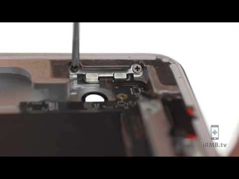 Silent. Power & Volume Button Repair - iPad 2 Wifi How to Tutorial