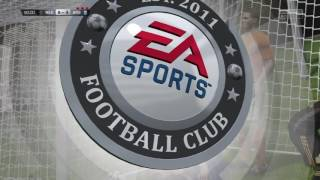 Messy goal, FIFA 15.