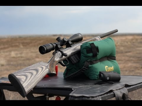 Mossberg MVP 5.56 Rifle Review