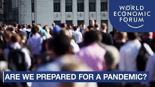 Video: Event 201 (2019): Global Pandemic Exercise to manage COVID in 2020 - World Economic Forum