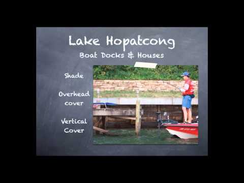 Lake Hopatcong Fishing Seminar