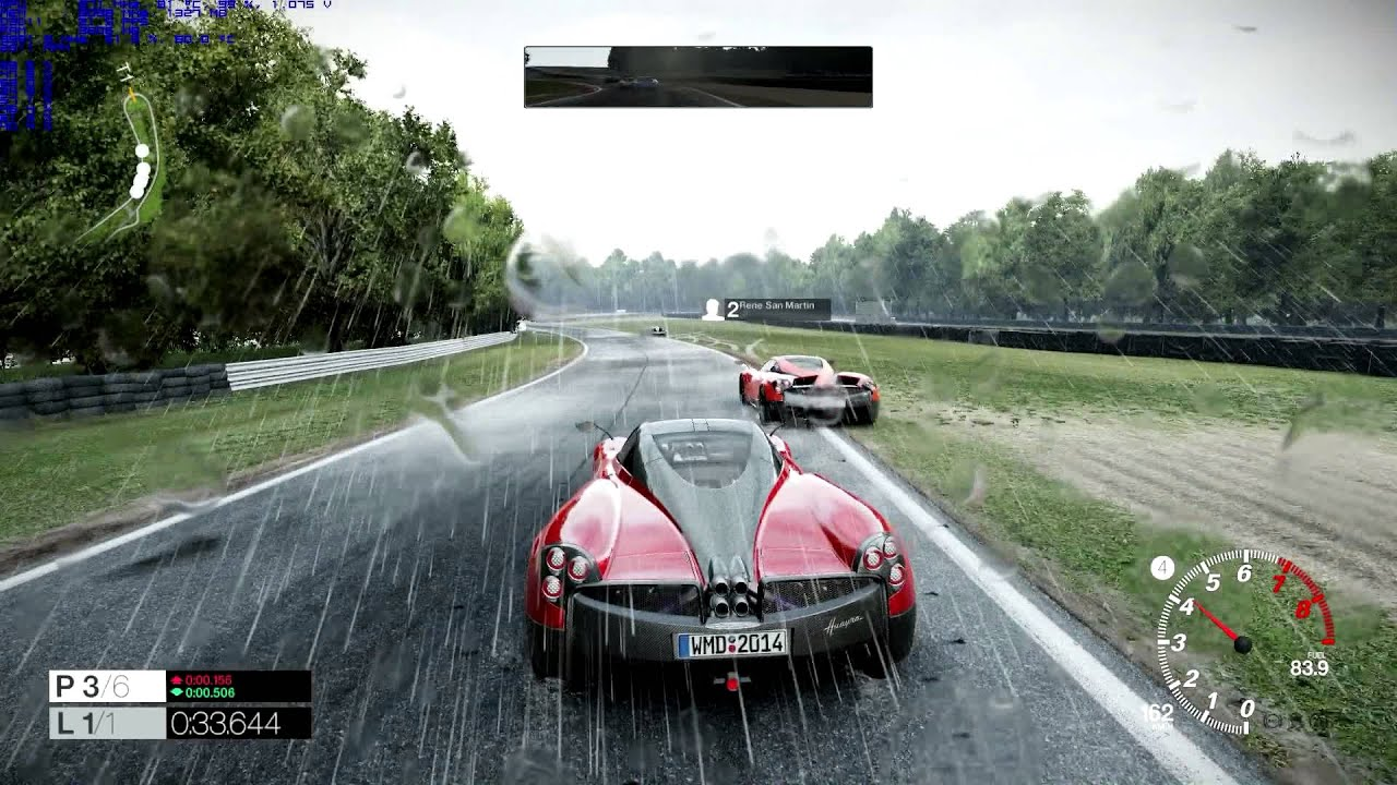 Game Project Cars Ps