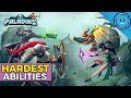 Top 5 Hardest Abilities in Paladins!