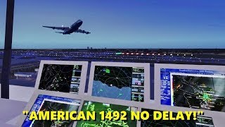 Air Traffic Controller on STEROIDS - Flight Simulator X (Multiplayer Trolling)