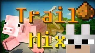 Minecraft Mods - Trail Mix 1.4.7 Review and Tutorial ( Porkchop's Favorite Mod! )