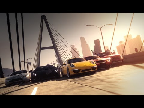 Need for Speed� Most Wanted Announce Trailer -- Official E3 2012