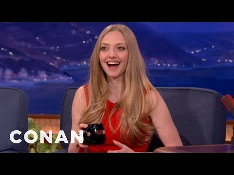 "Amanda Seyfried On Playing Linda Lovelace of ""Deep Throat"" - CONAN on TBS"