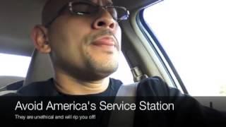 Oil Change Woodstock GA - AVOID America's Service Station - Rip off alert