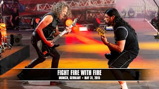 METALLICA - Fight Fire With Fire (live)
