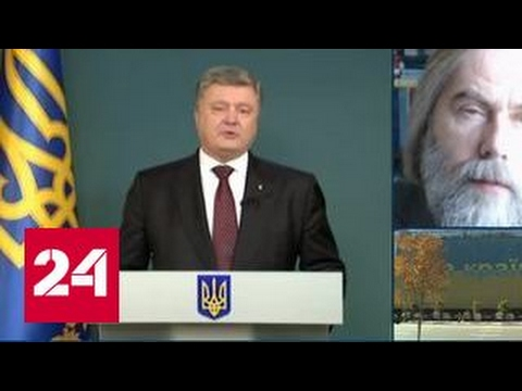 Михаил Погребинский о введении виз для РФ на Украину