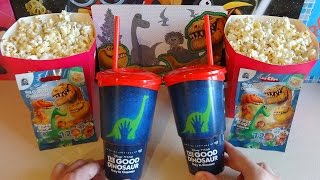 The Good Dinosaur Cinema Pack Figures Collection & Surprise Bags Toys