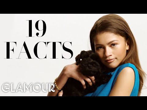 Zendaya: 19 Facts About Her 19-Year-Old Self | Glamour thumbnail