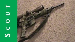 Remington R-15 MSR AR-15 Hunter Supreme Rifle - Scout Hunter