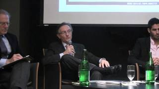 Ambassador Claudio Bisogniero | Twiplomacy conference at Italian Embassy in Washington DC