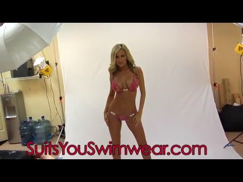 Jessica Barton tiny bikini photo shoot