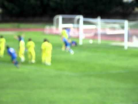 Gol di Luca Marongiu