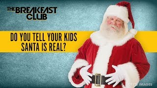 What Are The Benefits Of Telling Your Kids About Santa?