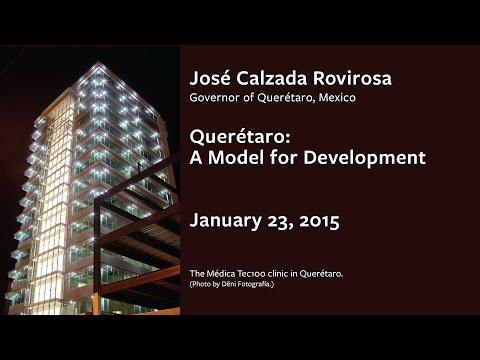 Querétaro: Un Modelo para el Desarollo