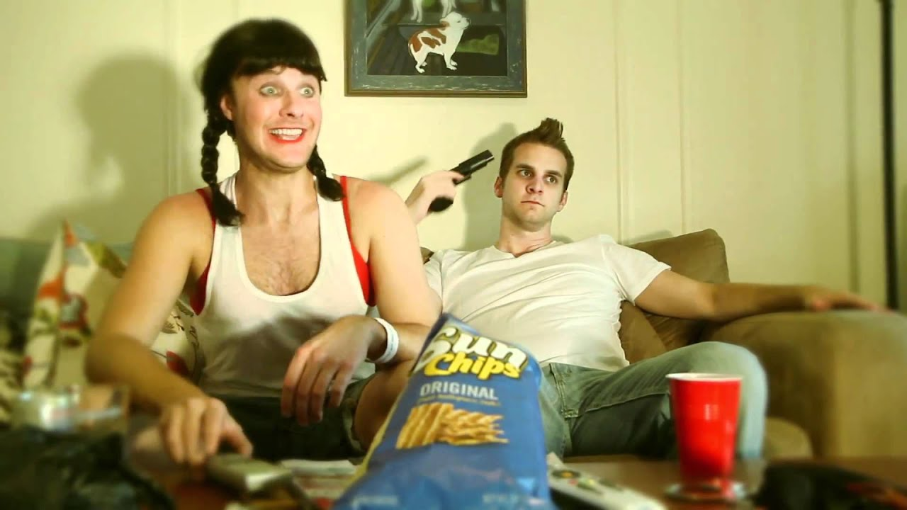The Key Of Awesome Call Me Maybe PARODY! - YouTube