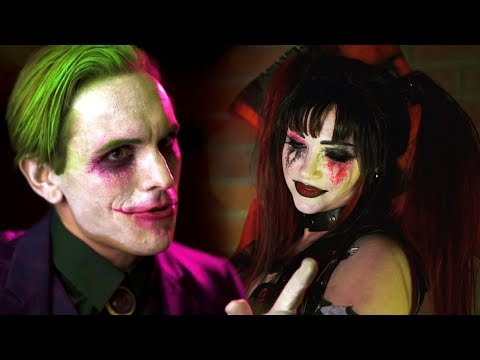 MADLY IN LOVE | Harley Quinn & Joker Cosplay