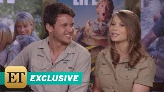 EXCLUSIVE: Bindi Irwin Reveals the Sweet Story of How Chandler Powell Won Her Heart