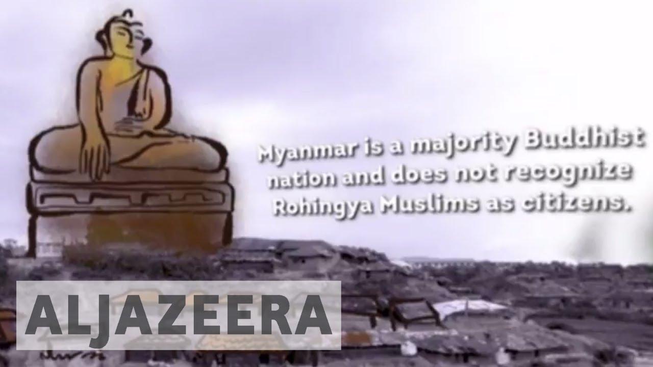 First virtual reality film on Rohingya crisis