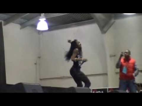 SEXY DIAMOND LIVE/KWANZAA FEST 09/DALLAS/AKATV
