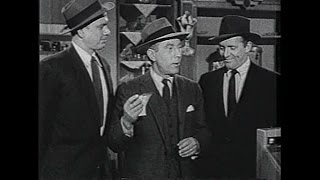 'CODE 3' LASD Television Series, Historic, 1956-1957, B&W