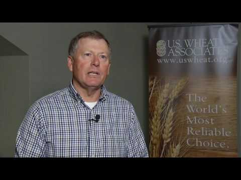 U.S. Wheat Associates President Says Export Markets are Important to Farmers