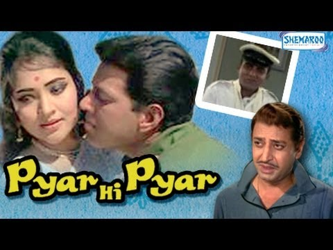 Pyar Hi Pyar - Dharmendra - Vyjayanthimala - Full Movie In 15 Mins