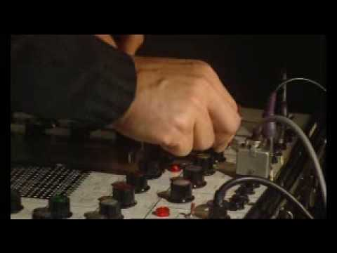 Pink Floyd on the Synthi Music Videos