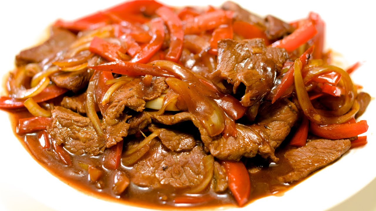 Sauces For Steak Recipes Pepper Pepper Steak in Brown Sauce