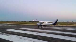 Early Strausberg EDAY Flying - 2013 06 22 (04 16 16)