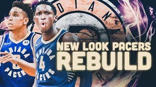NEW LOOK PACERS REBUILD! MOST SLEPT ON TEAM? NBA 2K19