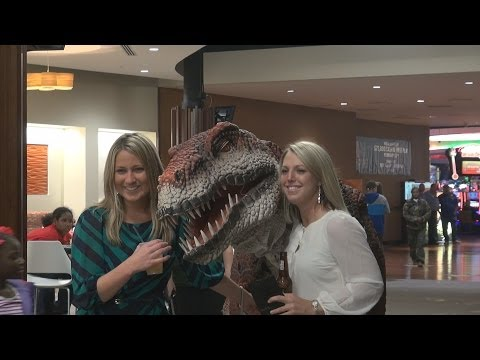 Jurassic Prank 6: Kojo hits the Casino!