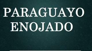 PARAGUAYO ENOJADO - Los Mejores Audios De WhatsApp