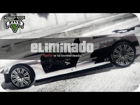 LO LLAMABAN EL SEÑOR KARMA!! | GTA V ONLINE RACE | Flowstreet