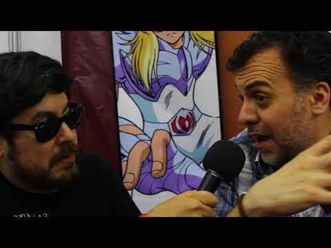 Entrevista a René García la voz de Vegeta