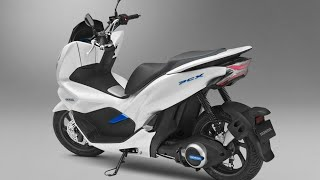 PCX Electric รุ่นใหม่ล่าสุดปี 2018 เทคโนโลยีรถพลังงานไฟฟ้าจากทาง Honda