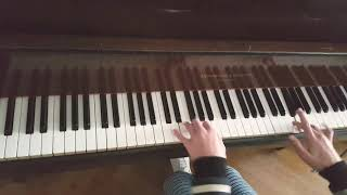 The Legend of Zelda: Ocarina of Time - Shooting Gallery on Piano!