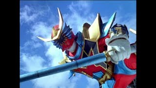 Power Rangers Mystic Force - Light Source - Power Rangers vs Hekatoid Round 2 (Episode 28)