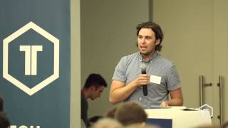 Jonathan Keebler of ScribbleLive presents Growing A Software Company In Toronto