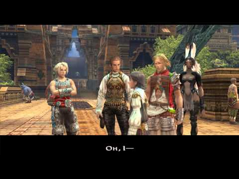 FFXII [NTSC] on PCSX2 - Best of PlayStation 2 presented in Full HD