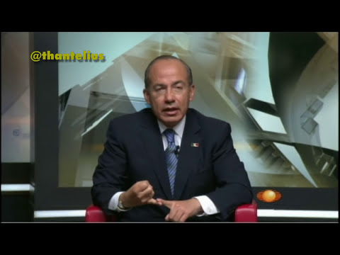 Tercer Grado - Felipe Calderón - COMPLETO [HQ] - 28/03/2012