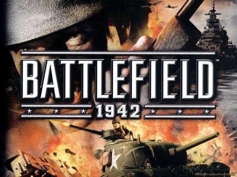 Battlefield 1942 Aprendendo A Jogar Um Jogo Das Antigas