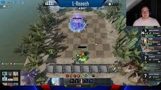 Dota 2 - Auto Chess Livestream