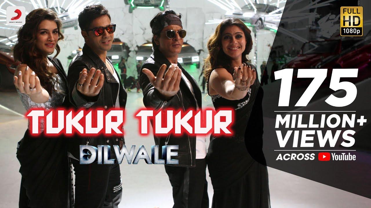 Lirik Lagu Shah Rukh Khan - Tukur Tukur