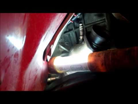 2001 Dodge Dakota - 4.7L Oxygen (O2) Sensor Replacement (Bank 2 Sensor 1)