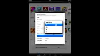 การเปลี่ยน Apple ID จาก Thailand เป็น United States