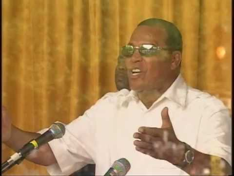 Farrakhan on Africa- Libya, Pres Robert Mugabe & the Federal Reserve, Civil Unrest Pt 3